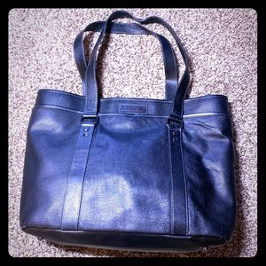 Kenneth Cole Reaction Leather A major tote
